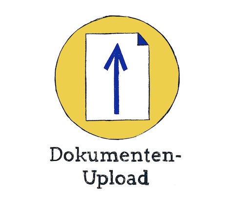 Dokumenten-Upload